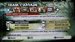 FIFA Street 2 Team Captain Kick About Classic