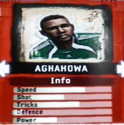 FIFA Street 2 Aghahowa