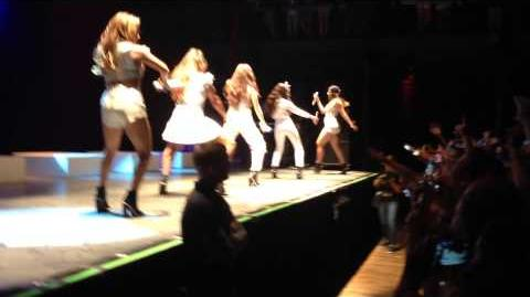 Fifth Harmony 5TAC - Me & My Girls Intro and Better Together Silver Spring, MD