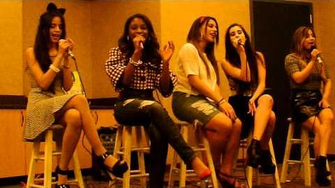 Fifth Harmony Red acoustic-St