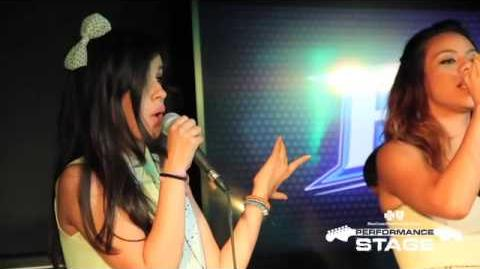 Fifth Harmony Performs Want you Back With your Love-0