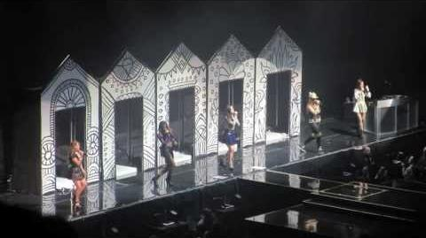 Fifth Harmony performing Better Together - March 14th, 2014