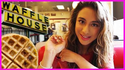 Shawn Mendes Surprises Ally at Waffle House - Fifth Harmony Takeover Ep
