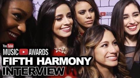 Fifth Harmony Talk Demi Lovato Tour and New Album!