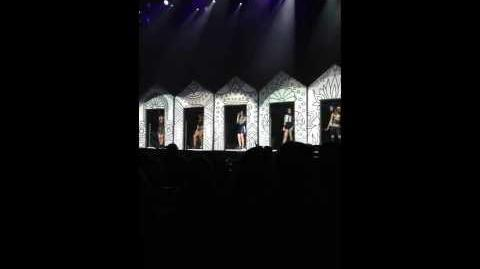 Miss Movin' On - Fifth Harmony (Izod Center, East Rutherford, New Jersey) March 7, 2014
