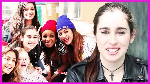 Fifth Harmony gets EMOTIONAL visiting fans - Fifth Harmony Takeover Ep 20