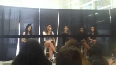 Fifth Harmony - Honeymoon Avenue and Q&A