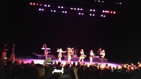 Fifth Harmony in Puerto Rico - ME AND MY GIRLS