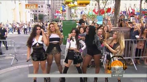 Fifth Harmony - Worth It - Live on Today Show