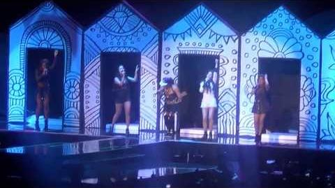 Fifth Harmony - Miss Movin' On Atlanta, GA (Neon Lights Tour)