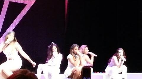 Fifth Harmony- 5th Times The Charm Tour- Englewood, NJ 6 9 14 Leave My Heart Out of This