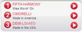 Top 3 July 6, 2013