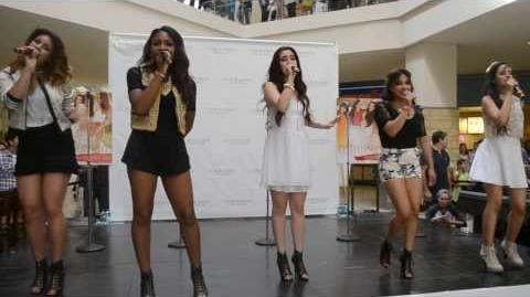 Tellin Me - Fifth Harmony - Portland Oregon 08 14 13