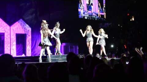 Fifth Harmony - Don't Wanna Dance Alone Sunrise, FL (Neon Lights Tour)
