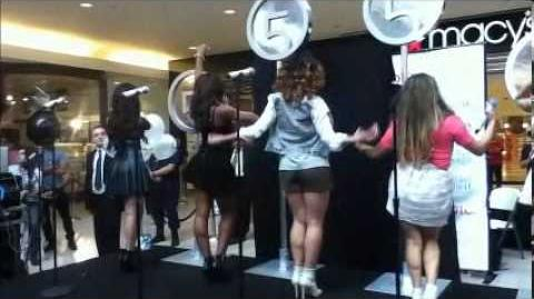Fifth Harmony's concert in Boston (FULL CONCERT)