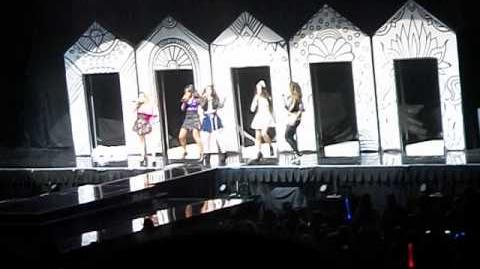 "Fifth Harmony ""Me & My Girls"" Nashville, Tennessee"