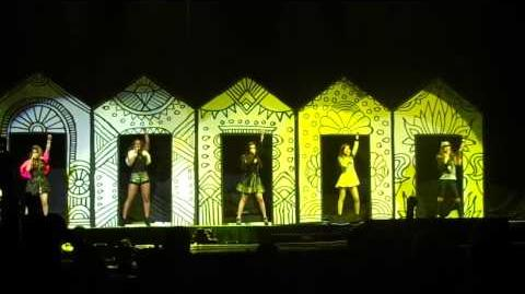 Fifth Harmony - Me & My Girls Better Together Houston Texas 2 19 14 Neon Lights Tour