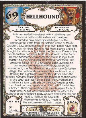 69 Hellhound US back