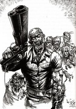 Cannibal Zombie
