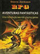 Aventuras Fantásticas - Uma Introdução aos RPGs-CAPA PhotoRedukto