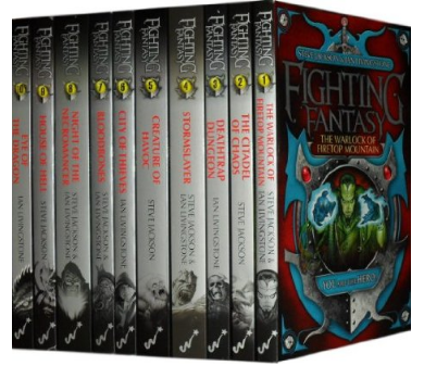 File:Fighting Fantasy Collection 10 Books Set Pack.png