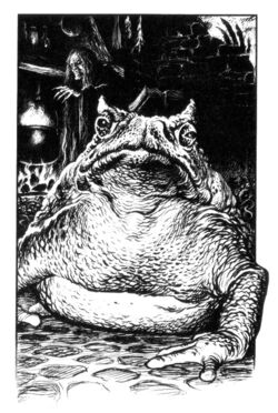 Giant Toad2