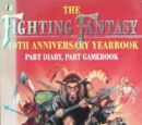 The Fighting Fantasy 10th Anniversary Yearbook