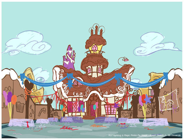File:Pinkie Pie Stage - Rough Sketch 2 By Elonsande.jpg