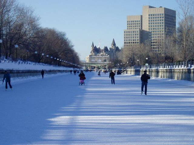 File:Rideau Canal in winter.jpg
