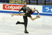 Hajkova & Vincour Lift - 2006 Skate Canada