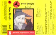 Peter Beagle Live Front