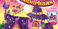 Bewitched Magic House