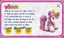 Bella 3, German toy bio