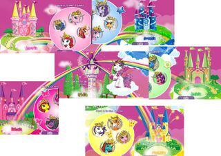 Crystalia -1 Filly Princess site