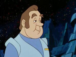 Mayor of Moon Base Alpha