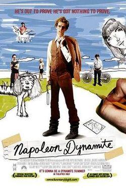 Napoleon dynamite post