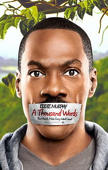 File-A Thousand Words Poster