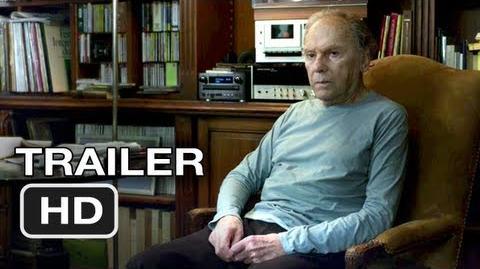Amour (Love) Official Trailer 1 (2012) - Michael Haneke Palm d'Or Winner HD