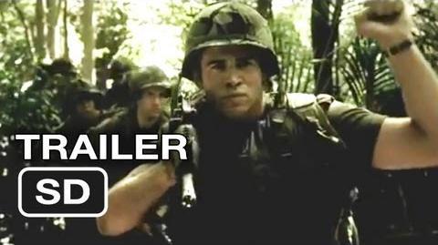 Love & Honor Official Trailer 1 - Liam Hemsworth Movie