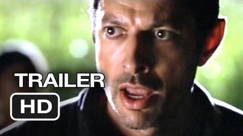 The Lost World Jurassic Park Official Trailer 1 - Jeff Goldblum Movie (1997) HD