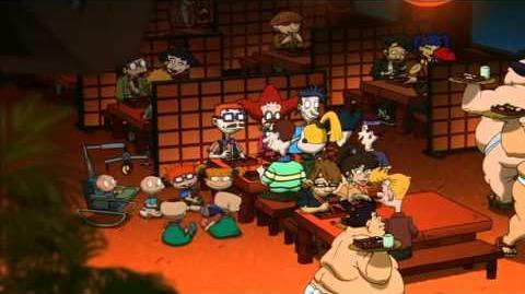 Rugrats in Paris The Movie Trailer