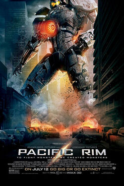 Pacific Rim FilmPoster