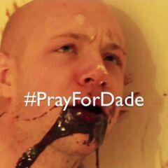 #PrayForDade