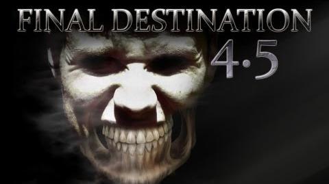 Final Destination 4.5 (Fan movie)