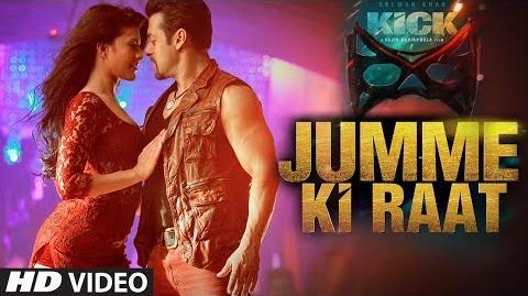 Kick Jumme Ki Raat Video Song Salman Khan Jacqueline Fernandez Mika Singh