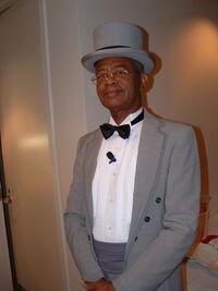 Harold X. Evans in 2010