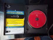 Inside of DVD