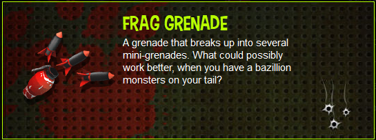 FragGrenade