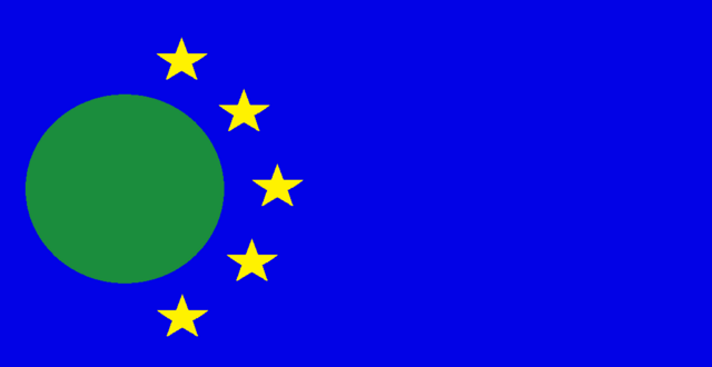 File:Federation of Earth flag.png