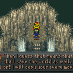 Gogo joins the party (GBA).